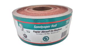 Paperback Sandpaper
