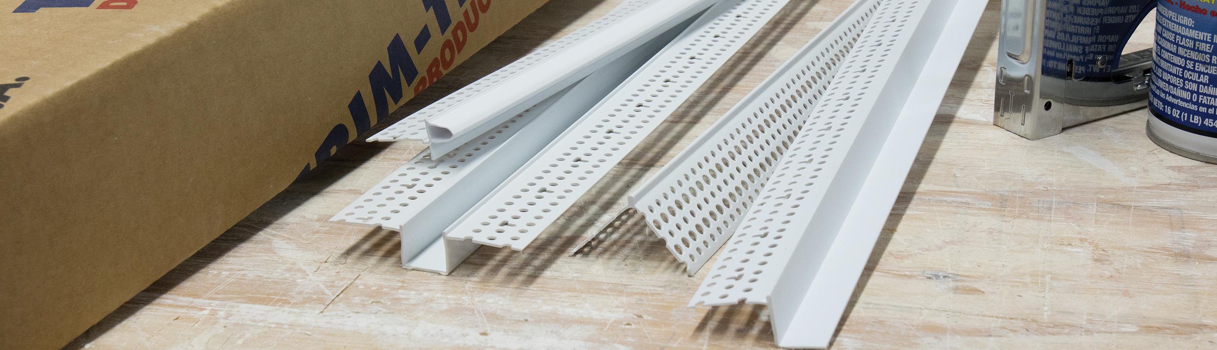 Trim-Tex | Wallboard Trim & Tool